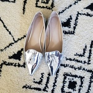 ASOS Mirrored Loafers